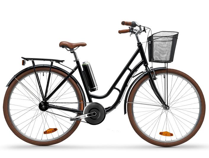 E-Bike Umrüstzsatz Pedix Citybike